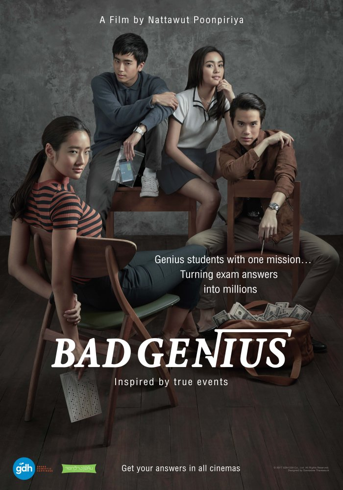 Bad Genius 2017 Legendado
