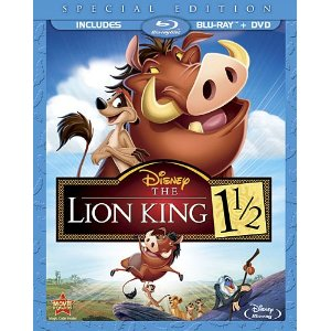 New Age Mama Disney S Lion King 1 1 2 Diamond Edition Blu Ray Dvd Combo Pack Review