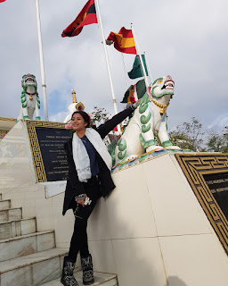 Rody H Vanlalhriatpuii Miss Mizoram 2017 Winner Photos