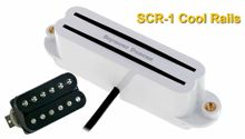 Pastillas Hot Rails Seymour Duncan Cool Rails SCR-1