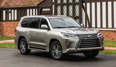 2018 Lexus LX 570 Performance