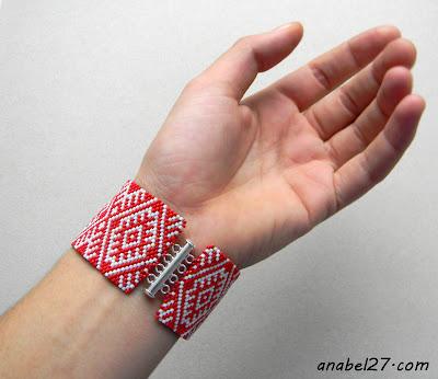 купить браслет с символом репейник славянские украшения