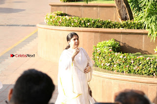 Actress Aishwarya Rai Father Prayer Meet Set 1  0019.JPG