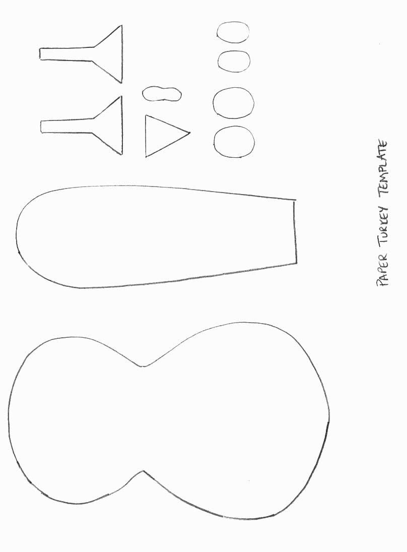 Schooling At Home Happenings: Math Vocabulary Turkeys