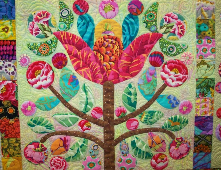 Quilting by Judith
