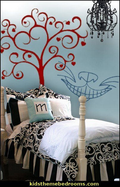 alice in wonderland bedroo ideas alice in woderland decorating