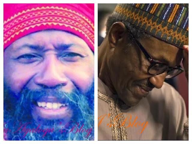 2019 presidency: Guru Marhaji declares support for Buhari, gives reasons