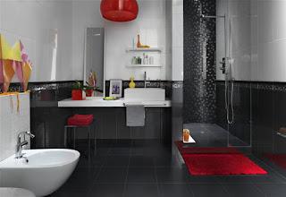 Colocación de azulejos en cuartos de baño