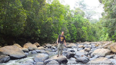 Nature tour near Sorong city