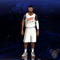 NBA 2K17 Presentation for NBA 2K14 - Socks - HoopsVilla