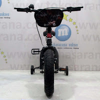 12 pacific batman lisensi sepeda anak bmx