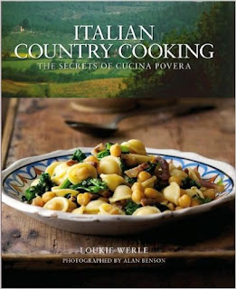 Italian Country Cooking by Loukie Werle.