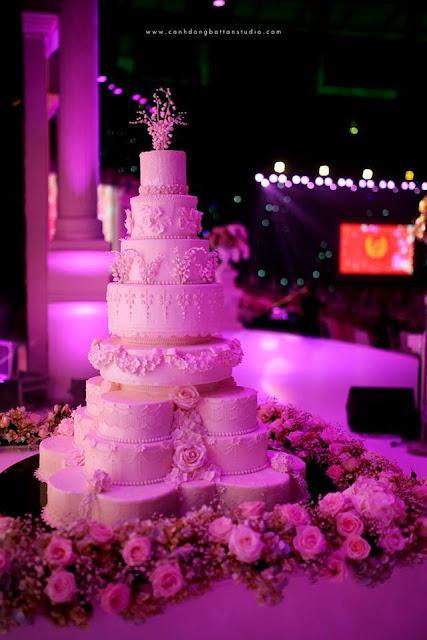 Đám cưới 10 tỉ ở Đà Nẵng