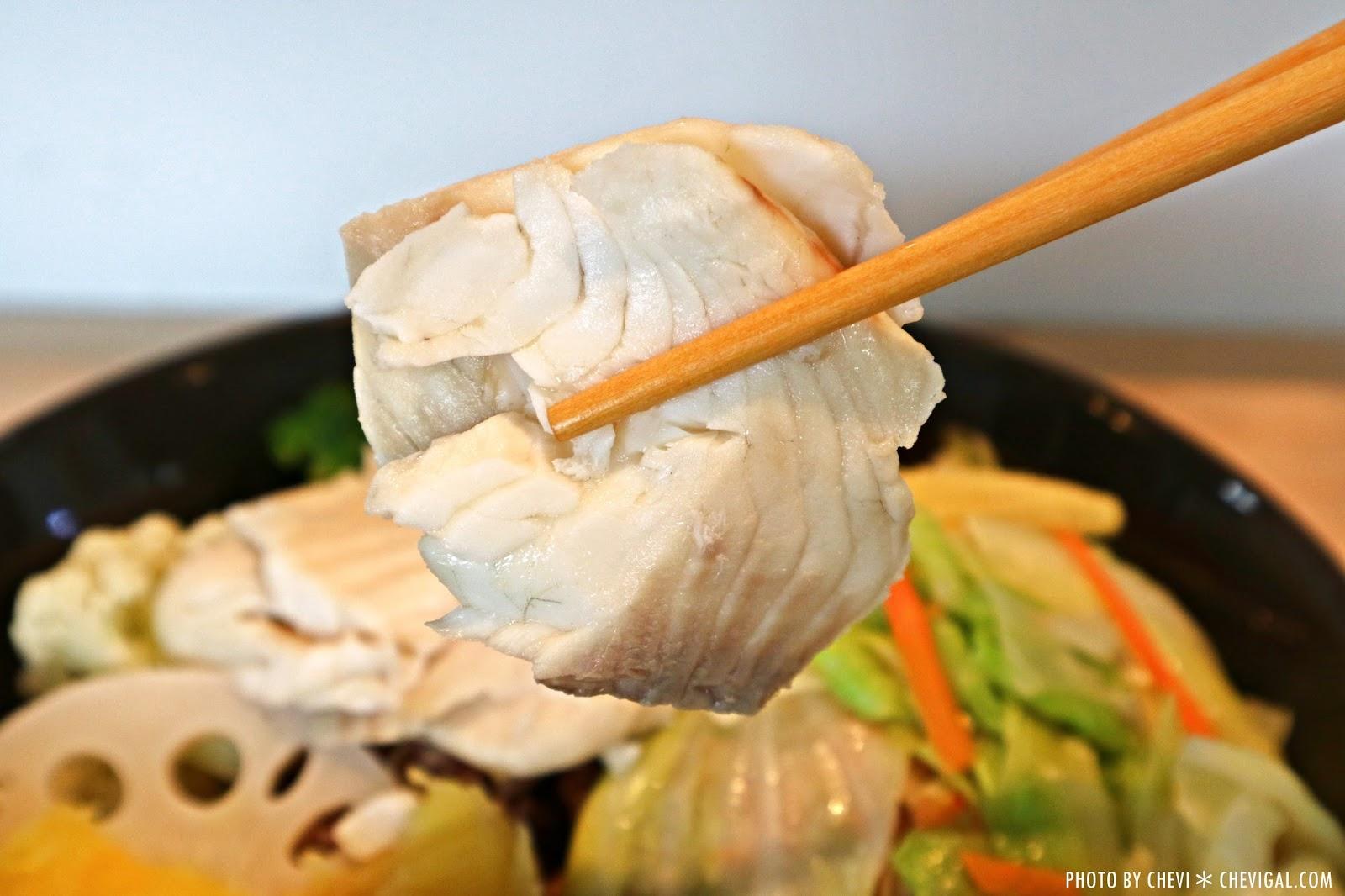 IMG 9620 - 糧倉 纖健水煮,隱身在柳川西路的文青小店。清爽水煮料理讓你吃到鮮甜原味