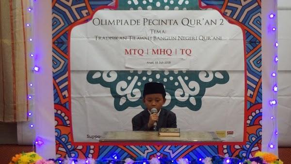 Olimpiade Pecinta Qur'an 2 Mesir Selesai, Enam Pemenang akan Diberangkatkan ke Lombok