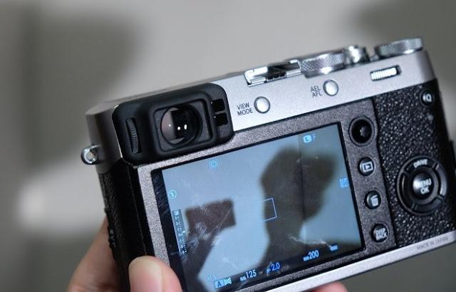 Máy ảnh Fujifilm X100F trình làng đẹp mắt - 171172