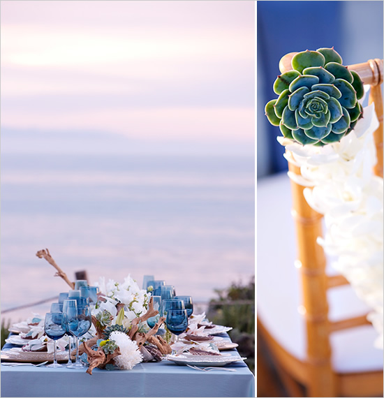 Beach Wedding Decorations Ideas: CJNT Wedding Inspirations: Elegant Beach Wedding Ideas