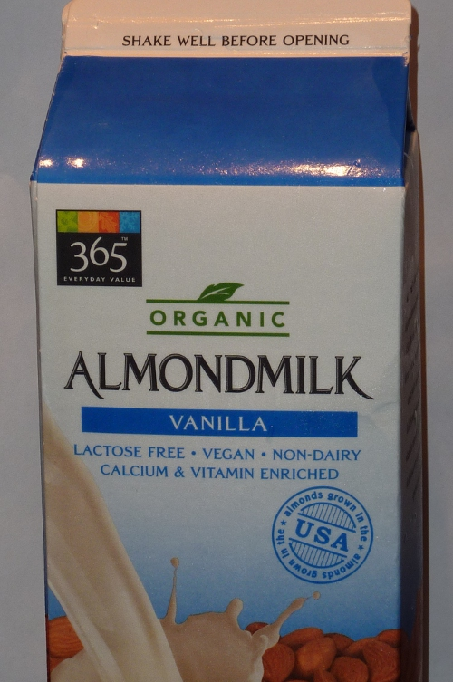 Whole Foods Almond Milk Food