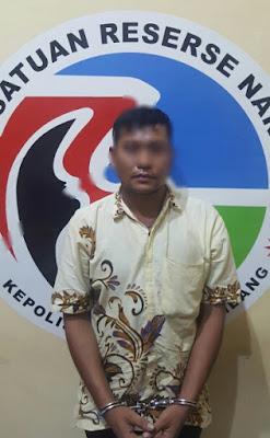 """Edarkan Sabu, Anggota """"KPK"""" Diringkus Polisi"""