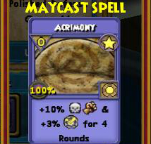 Wizard101 Polaris Best Gear Drops - Rasputin May Cast Aura Jewels