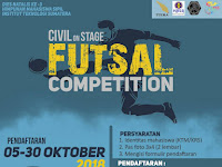 Himpunan Mahasiswa Sipil Institut Teknologi Sumatera Gelar Futsal Competition