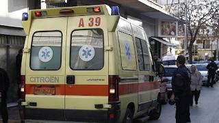 Θεσσαλονίκη: Διαρρήκτης έπεσε στο φωταγωγό πολυκατοικίας και τραυματίστηκε σοβαρά