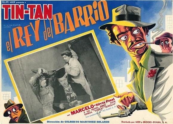 El Rey Del Barrio - 1950