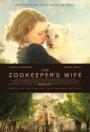 Watch The Zookeeper's Wife Online Free 2017 Putlocker