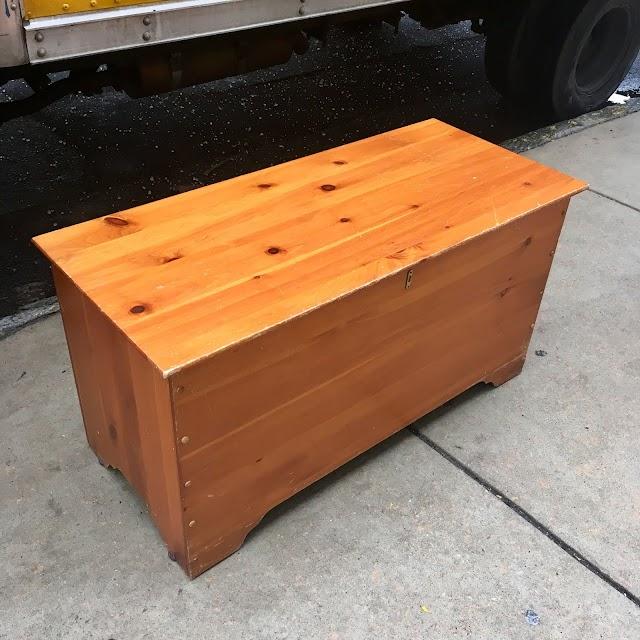 Pine Trunk - $135