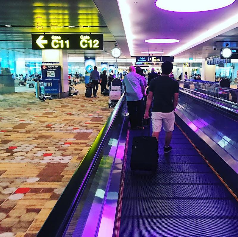 36レグ / 2016-12: QF071 / オーストラリア・パース=シンガポール【2016年の搭乗メモ】
