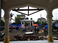 Relawan BMH: Puluhan Masjid di Kabupaten Pidie Jaya Rusak Total