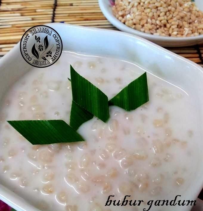 Bubur Gandum Azie Kitchen