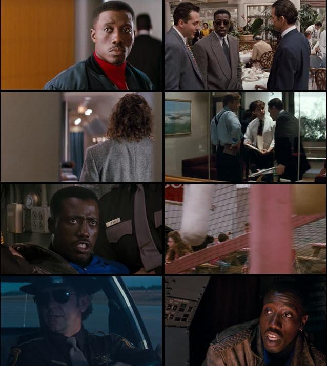 Passenger 57 (1992) Dual Audio Hindi 480p BluRay