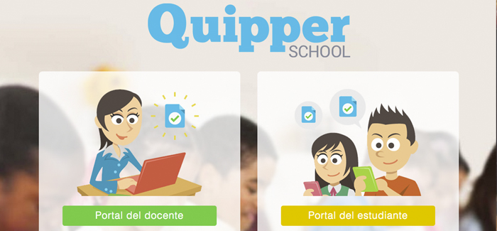 Como usar quipper school learn