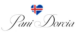 pani dorcia, podpis, blog o podróżach, blog o islandii
