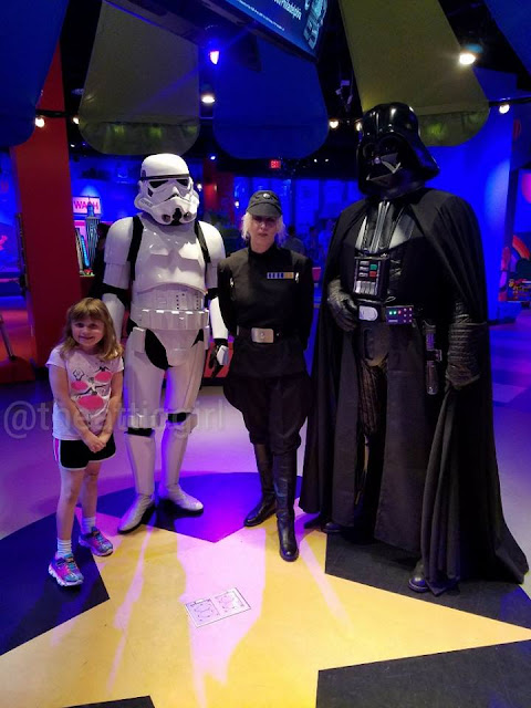 LEGOLAND Discovery Center Philadelphia, Darth Vader
