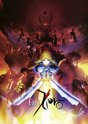 Fate/Zero [13/13] [HD] [MEGA]