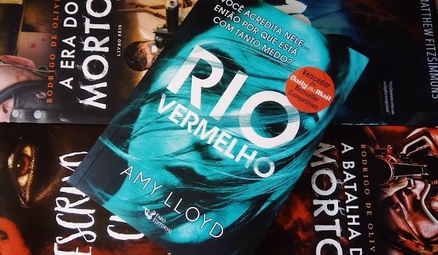 [RESENHA #514] RIO VERMELHO - AMY LLOYD