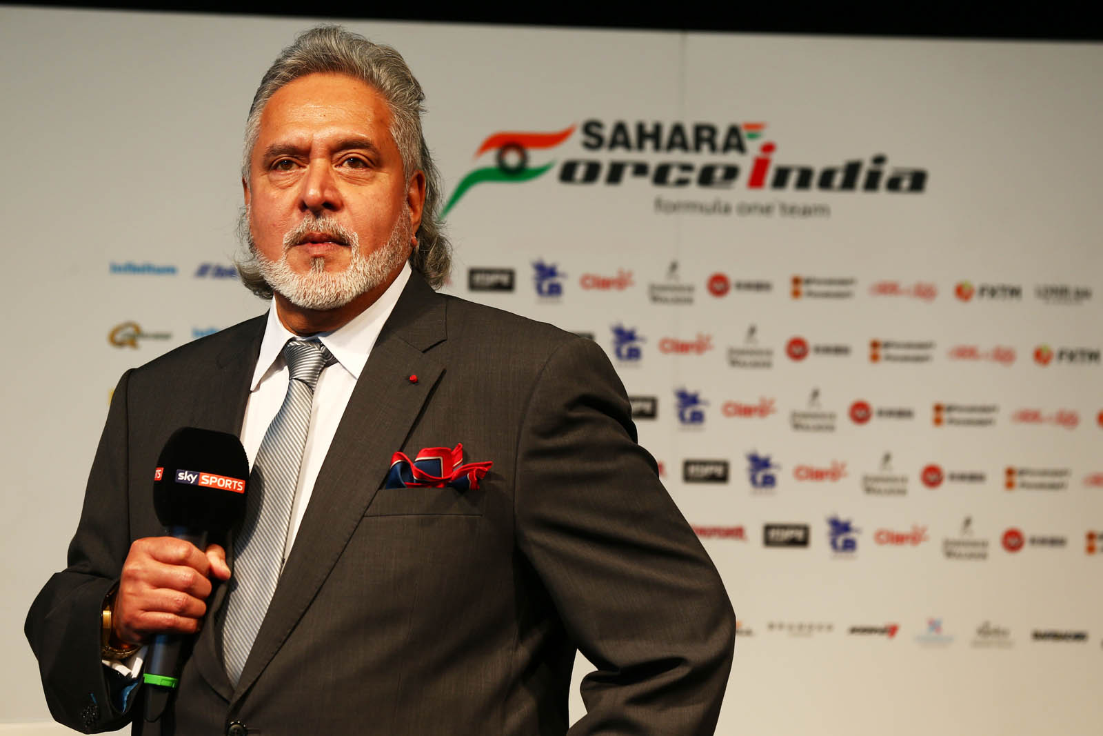 vijay mallya Vijay mallya is 'devastated' to have lost control of the force india formula one  team but the embattled tycoon should still have a say in what.