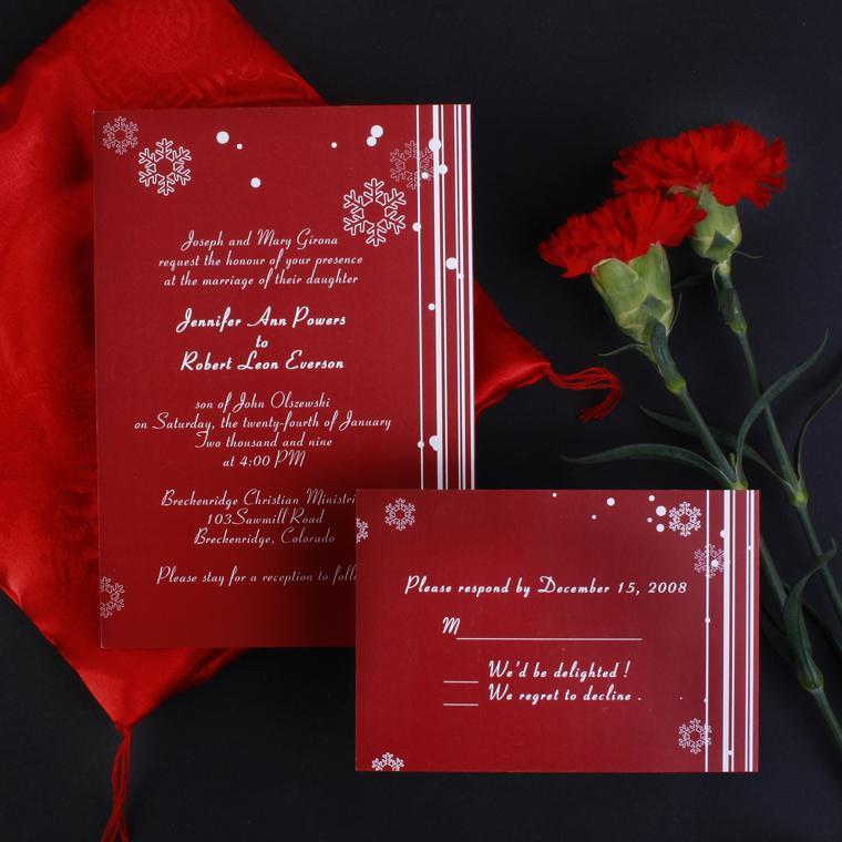 Cheap Christmas Invitations