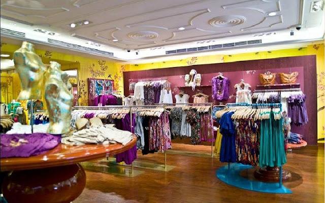 Como são as lojas da Forever 21 em Miami