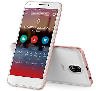 Intex Aqua Strong 5.2 Android murah 1.2 jutaan