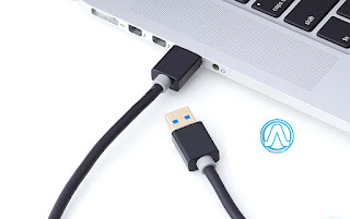 USB to USB Male Data Transfer Cables