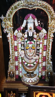 Balaji American  diamond studded Frames,idols Tirupati