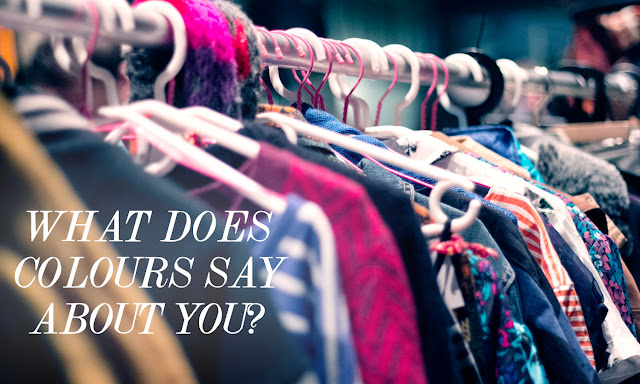 Let's Find Out What Your Clothing Color Choice Says About You