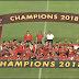Persija Jakarta menjuarai Piala Presiden 2018 setelah mengalahkan Bali United 3-0