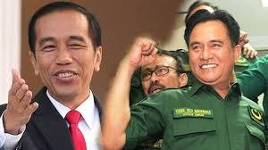 Heran, Yusril Ihza Mahendra Mau Dekati Jokowi