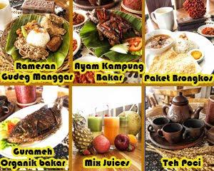 Kuliner Indonesia - Manggar Manding