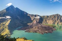 Pesona Gunung Rinjani