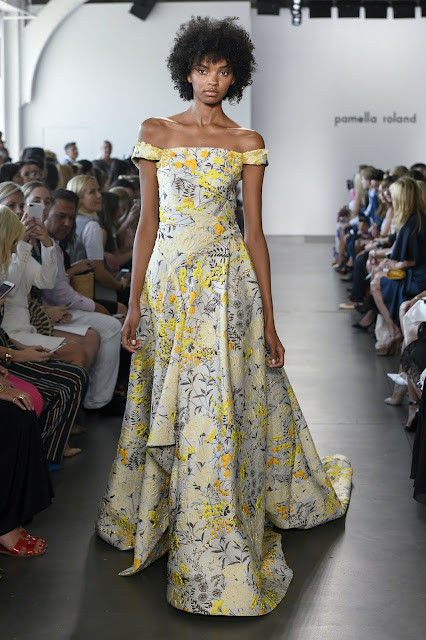 Pamella Roland Spring 2019 RTW Collection